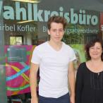 Marco Maier - PPP-Stipendiat aus Grabenstätt